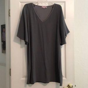 Calypso silk dress